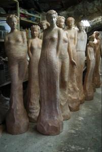 jean Philippe Richard sculpteur