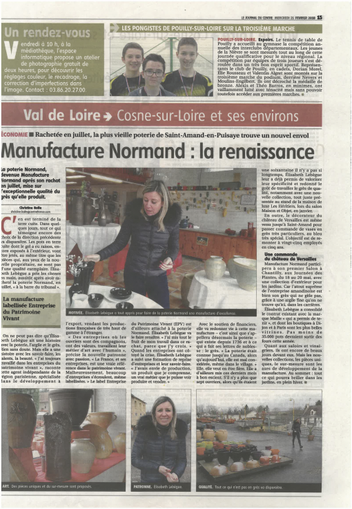 Manufacture Normand